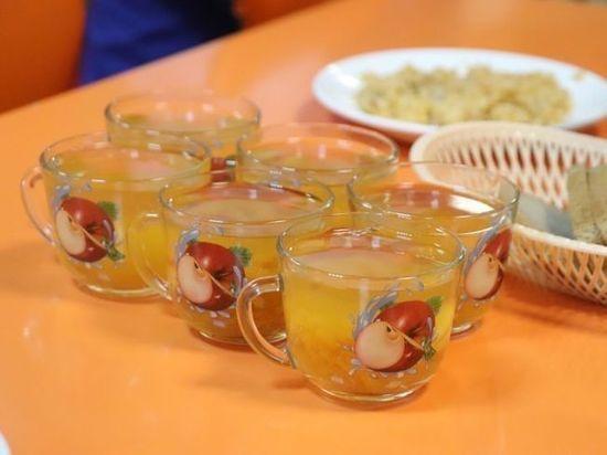 Бесплатные школьные обеды в Тамбовской области введут с 1 сентября