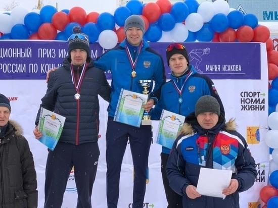 Конькобежец из Башкирии стал победителем Кубка России