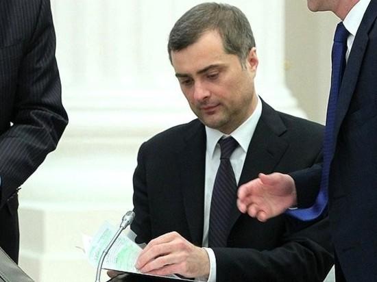 Песков: Кремль не подписал прошение Суркова об отставке