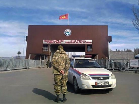 В Кыргызстан из Казахстана после беспорядков перешли 24 тысячи беженцев
