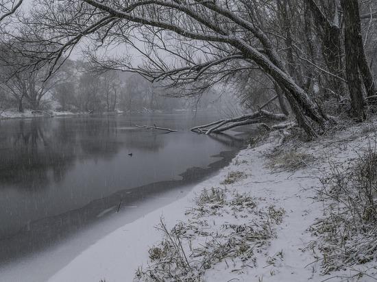 В среду в Смоленской области ожидается мокрый снег с дождем