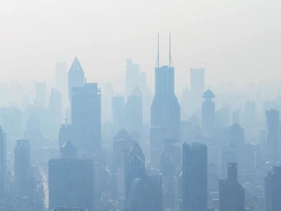 Экологи винят озон в десятках тысяч смертей ежегодно