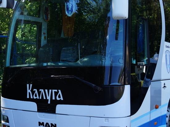 """""""Калуга"""" сыграет три матча в Крымске"""