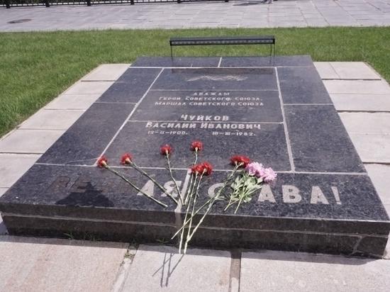 120-летний юбилей маршала Василия Чуйкова отметят в Волгограде