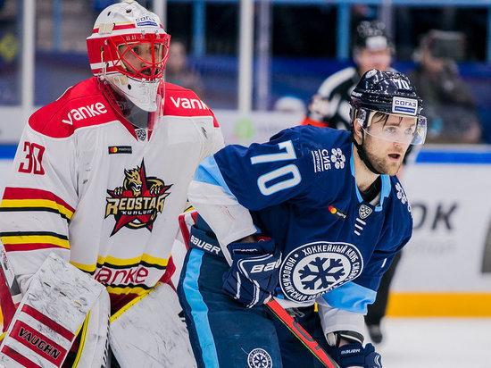 «Это было фигурное катание, а не хоккей»: Сибирь проиграла Куньлуню