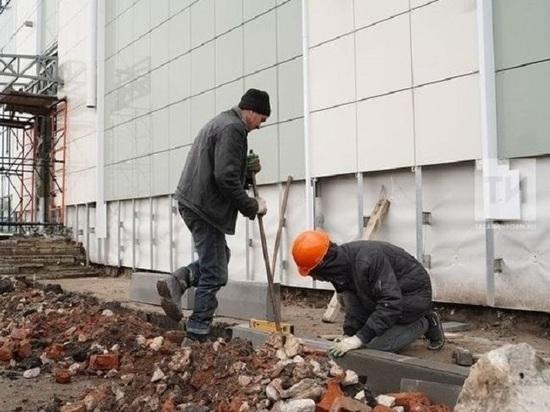 В Казани планируют провести реновацию территории у Компрессорного завода