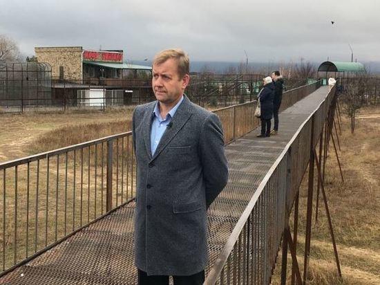 В Крыму освободили владельца