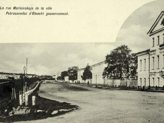 Выяснили, какой  проспект в Петрозаводске имел более 30 названий