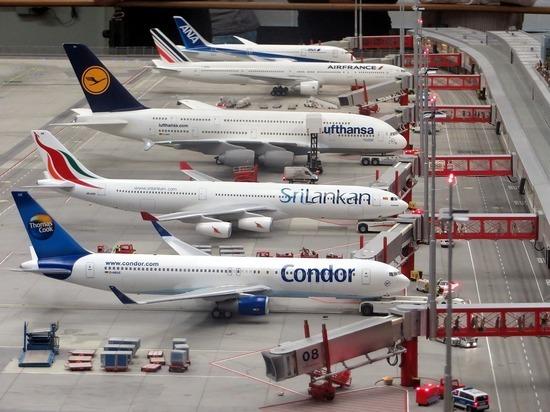 Германия: Авиарейсы сокращаются, билеты — дорожают