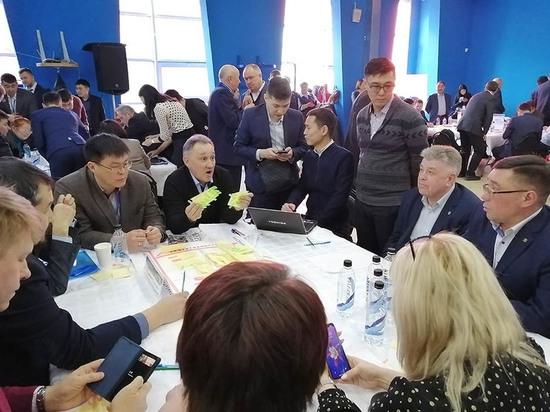 В Улан-Удэ впервые в новом формате прошло совещание с правительством «Наша Бурятия»