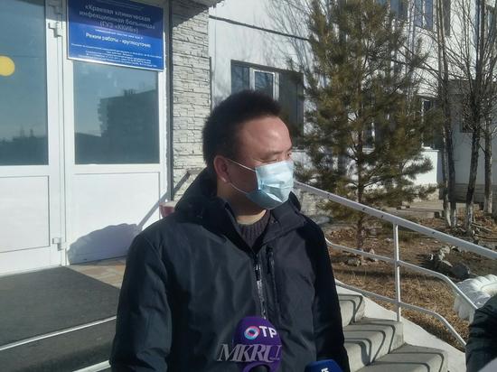 Больного коронавирусом в Забайкалье выписали из инфекционной больницы