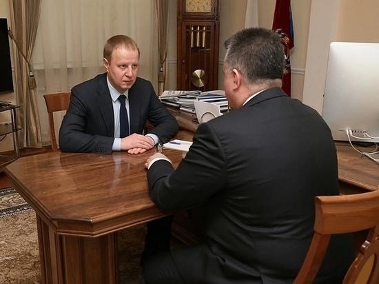 Проблема «Холидея» дошла до уровня губернатора Алтайского края