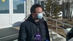 Лечившегося от коронавируса китайца в Чите выписали из больницы