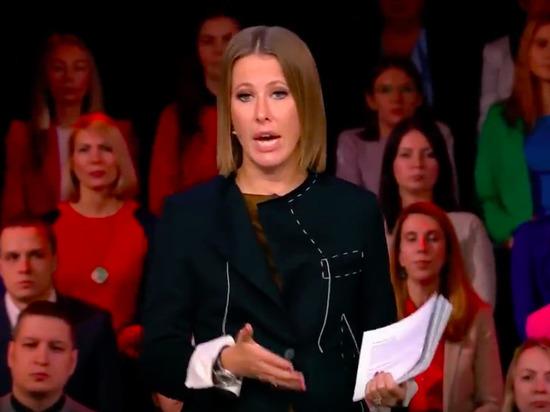 Собчак ответила на обвинения в «малаховщине» в своем новом шоу