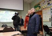 Игорь Маковский посетил УЦ «Энергетик» и АТХ