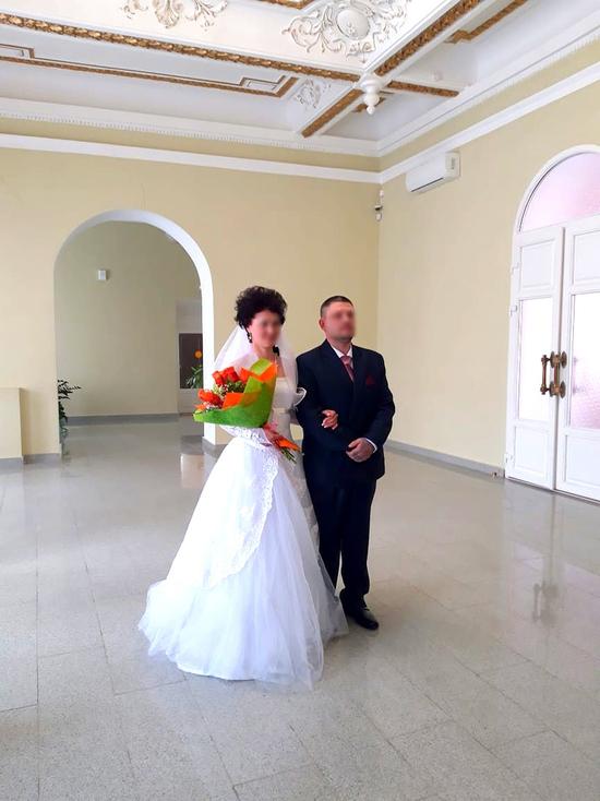 Осужденные поженились на Ставрополье накануне Дня влюбленных