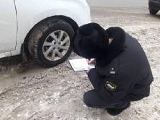 Чебоксарские приставы проверили 87 автомобилистов и нашли 16 должников