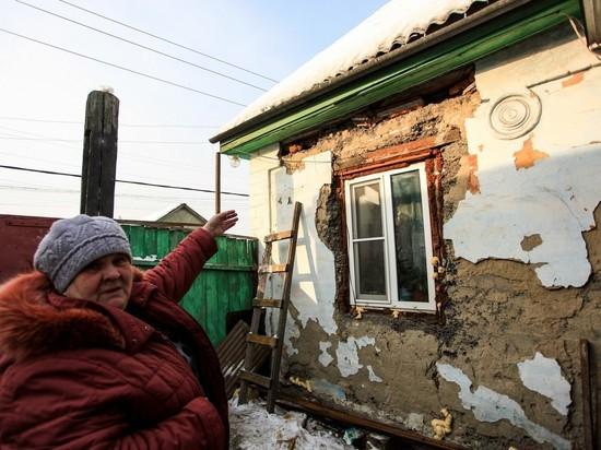 Семья пенсионеров добивается жилья и льгот