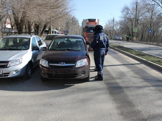 Калмыцкие полицейские провели рейд против любителей тонировки