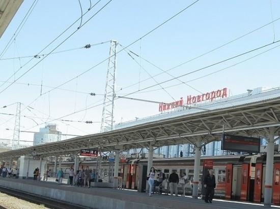 Вокзал в Нижнем Новгороде модернизируют