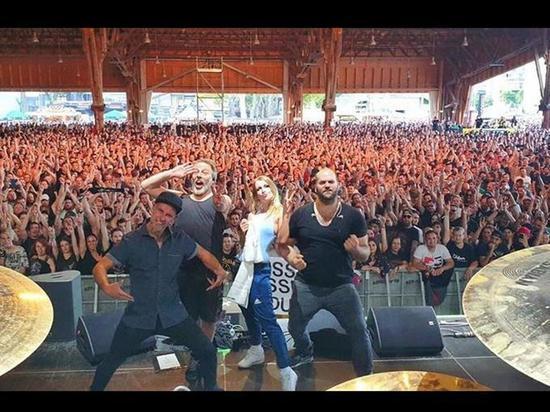 В Волгограде на фестивале выступят Guano Apes, «Сплин» и Бузова