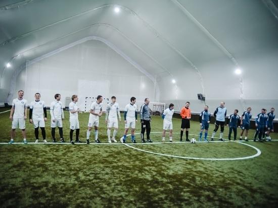 Калужская область на 28 месте рейтинга футбольности регионов