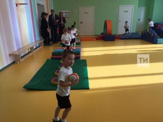 К 2022 году в Татарстане всех детей обеспечат местами в детских садах