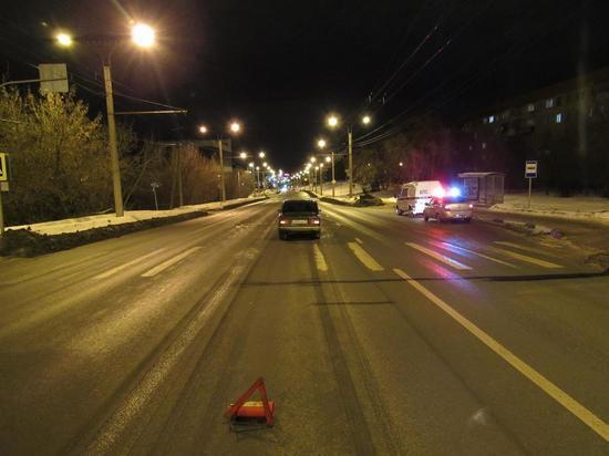 Водитель «пятерки» сбил женщину на Президентском бульваре в Чебоксарах