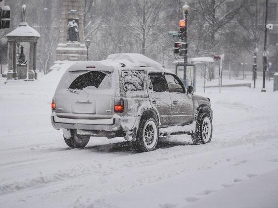 Автоэксперт дал советы по уходу за транспортом зимой
