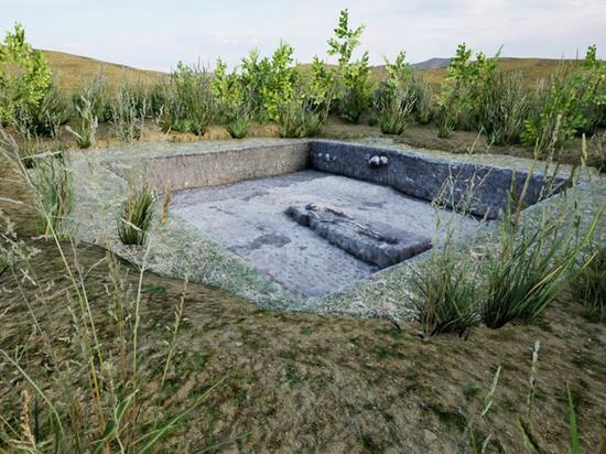 Российские ученые создали уникальную технологию 3D-моделирования мест обнаружения артефактов