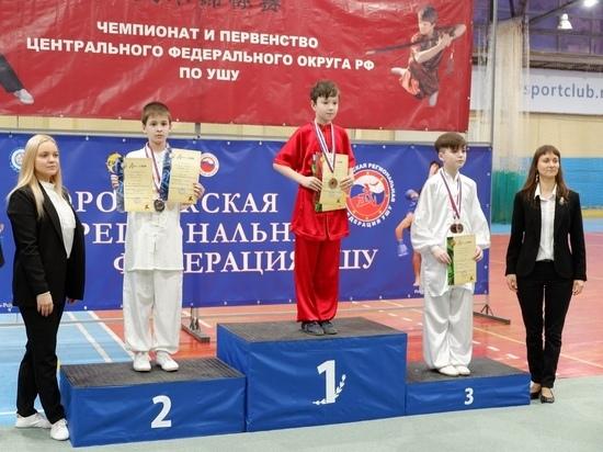 Соревнования ушуистов прошли в Воронеже и собрали около четырехсот участников из шести регионов Центрального Федерального округа
