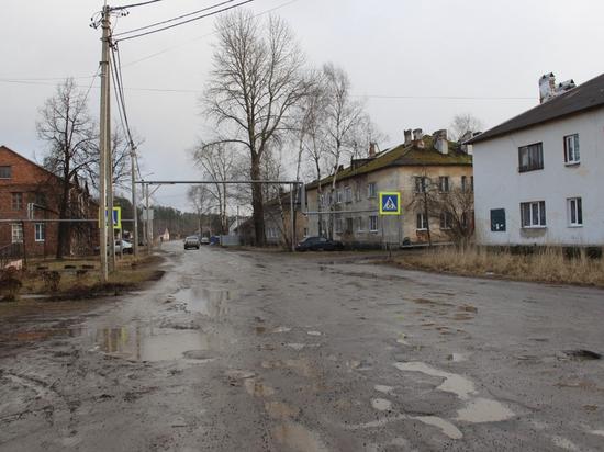 Дороги в отдаленном микрорайоне Пскова отремонтируют