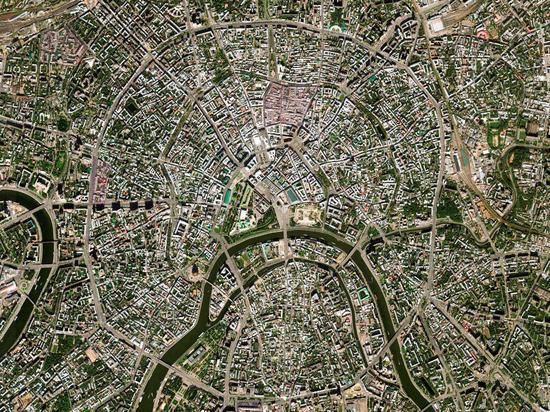 Коллекция спутниковых обоев от Google Earth View увеличилась почти вдвое
