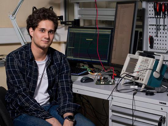 Студент МФТИ своими руками создал аппаратуру для проекта «Экзо-Марс»