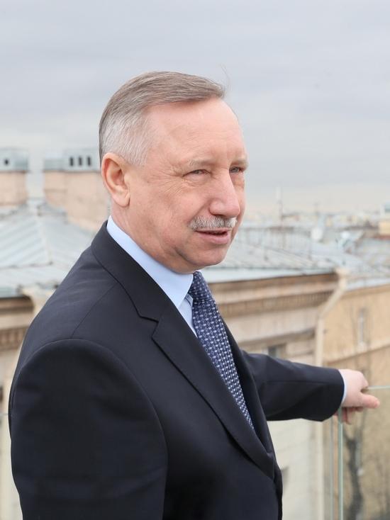 Беглов дал начало транспортной реформе в Петербурге