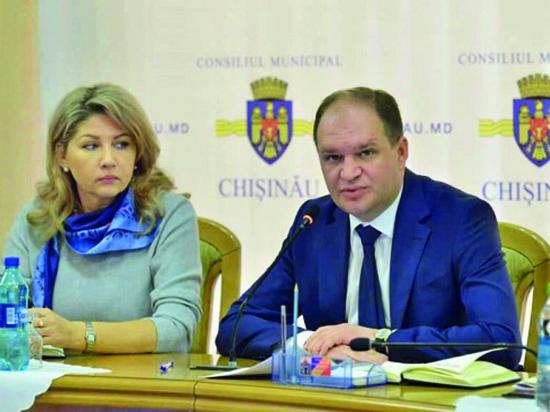 Наследство либералов в Кишиневе – хаос и коррупция
