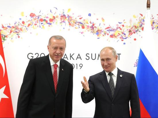 Эрдоган угрожает России и Сирии всей своей боевой мощью