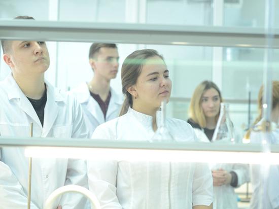 Тамбовские студенты будут проводить исследования для завода «Пигмент»