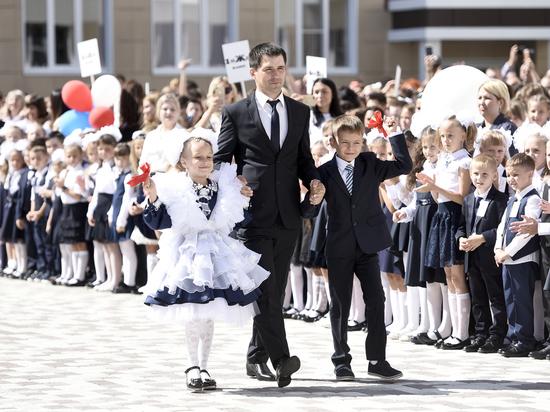 В Ставрополе начали прием первоклассников в школы