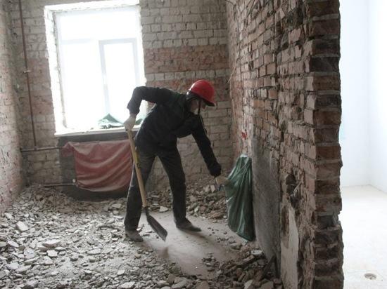 Инфекционное отделение в Железноводске капитально ремонтируют