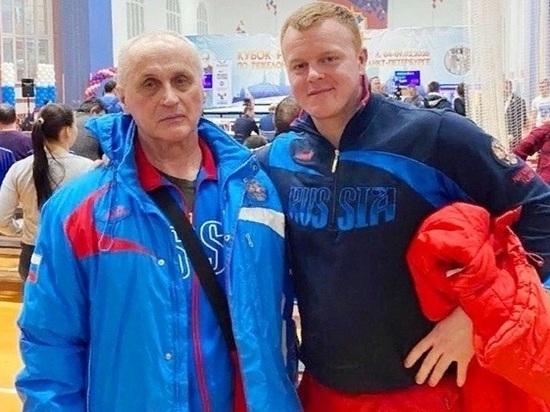 Штангист из Данилова взял «серебро» Кубка России