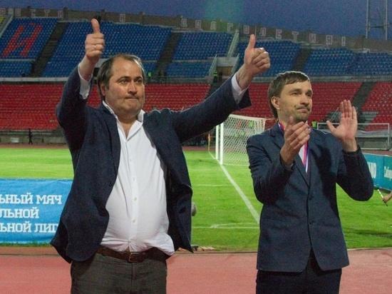 «К финансовой деятельности клуба есть большие вопросы»: Ростовцев прокомментировал обыски в «Енисее»