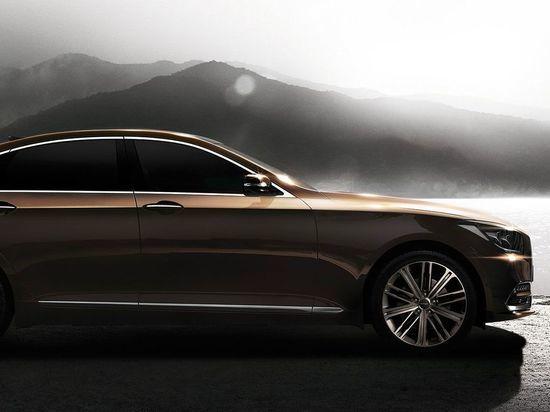 Автомобиль Genesis обошел Lexus по надежности