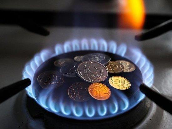 Калмыкия в числе наименьших  должников за газ