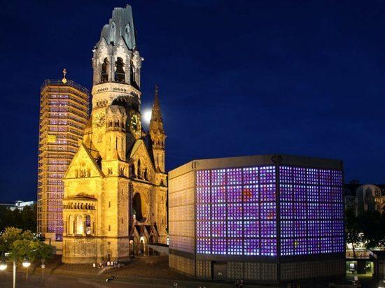 В Берлине ограблена Мемориальная церковь кайзера Вильгельма