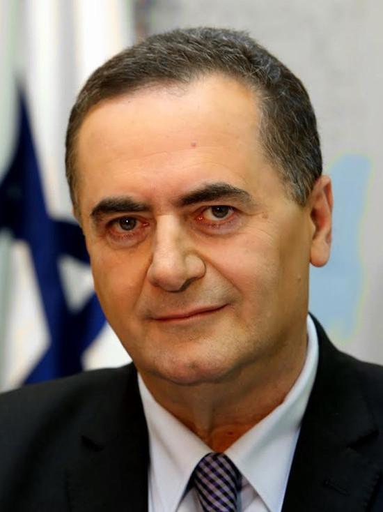 Реакция главы МИД Израиля Исраэля Каца на публикацию