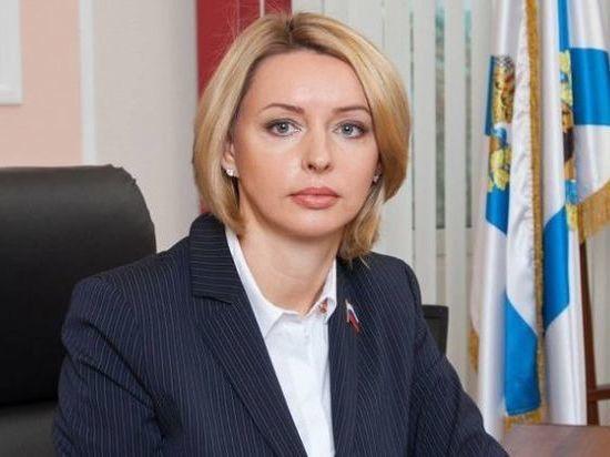 Архангельские депутаты пожурили Валентину Сырову за плохую работу