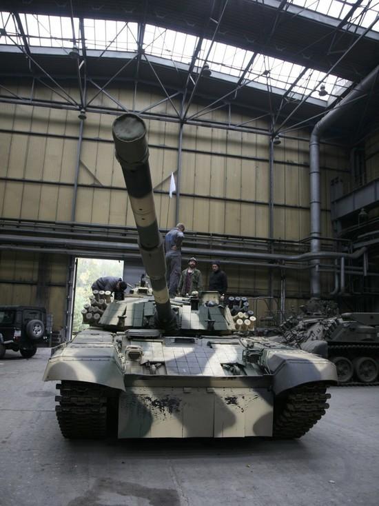 Армия РФ получит новые танки Т-90М «Прорыв-3» в 2020 году