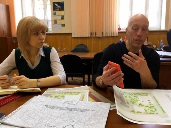 В Смоленске разрабатывают дизайн-проект сквера имени Юрия Гагарина