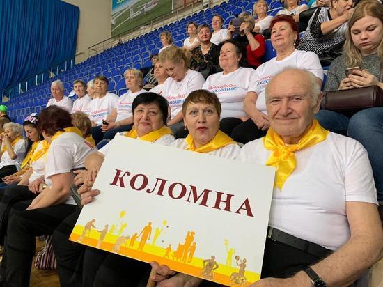 Пенсионеры со всего Подмосковья приехали в Серпухов, чтобы научиться танцевать зумбу